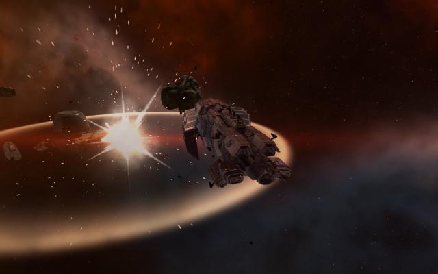Thrasher PVE Explosion