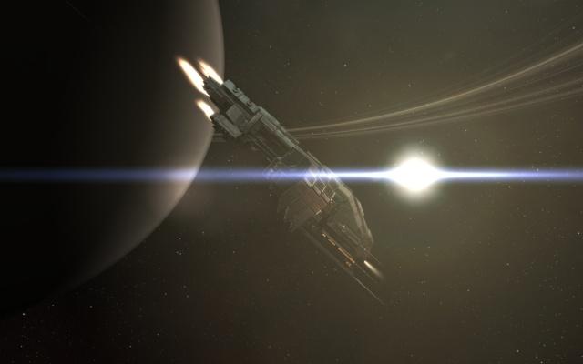 Thrasher Ringed Planet