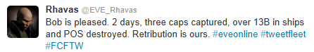 Retribution Is Ours