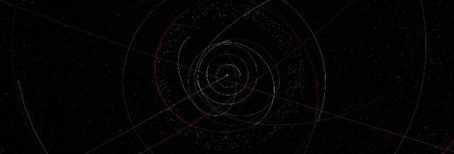 Solar System Lines